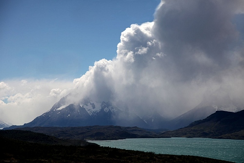 PATAGONIA - the windy country - © Doris Stricher