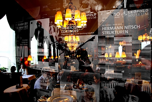 café viennois / a coffee place in Vienna nowadays - © Doris Stricher