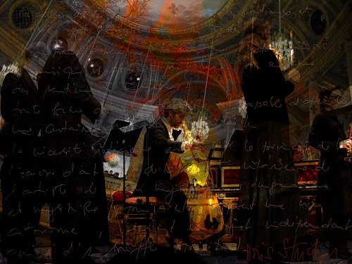 Versailles Baroque - Bach - concerto Brandebourgeois - music performance in - © Doris Stricher