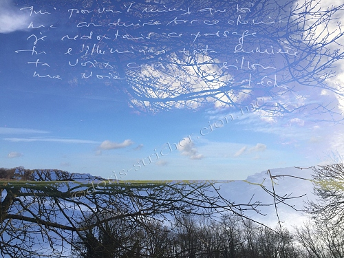 nature & writing & poetry - photography & digital art & hand writing  - © Doris Stricher