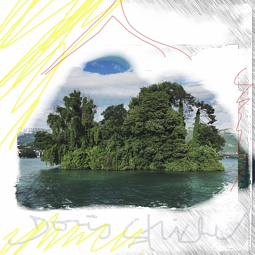 Mon île / my island - photography and digital art  - © Doris Stricher