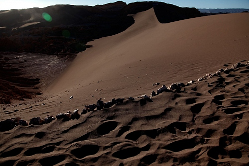 CHILE : ATACAMA DESERT - © Doris Stricher